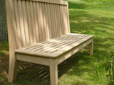 Gillian Archer Design - Malvern Bench Garden Furniture